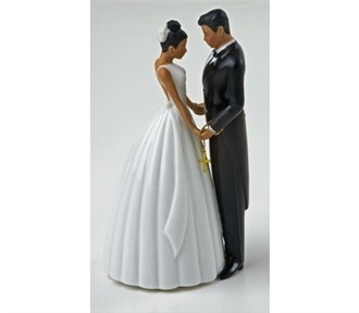 Ty Wilson Hispanic Figurine Cake Topper