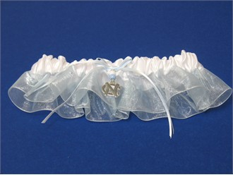 University of North Carolina Garter - UNC Garter