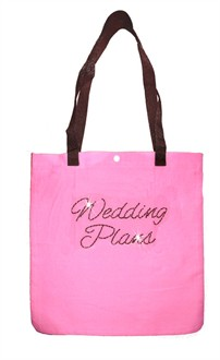 Custom Tote Bag with Rhinestones